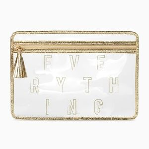 Stella & Dot Everything Pouch
